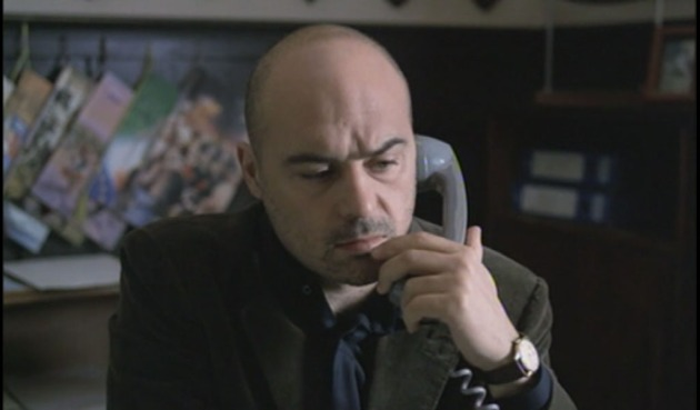 Montalbano telefona