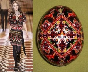 Gucci collection and pysanka ornaments, Source: http://sistern.multiply.com/journal/item/14/Pysanka_by_Gucci